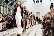Geek chic: digital hits and misses at London Fashion Week