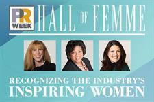 PRWeek reveals 2017 Hall of Femme Honorees | PR Week