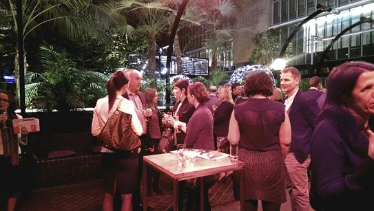 Atout France's VIP evening