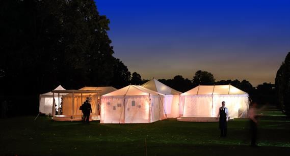 Kensington Palace's Sundown Soirée