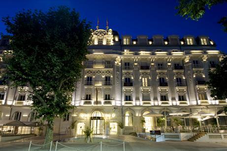 Boscolo Exedra Nice hotel, Autograph Collection