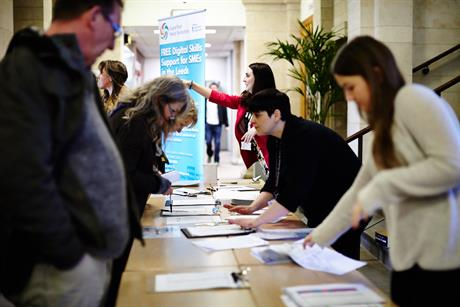 Superfast West Yorkshire Digital Skills Fund's 'Big Social Media Show'