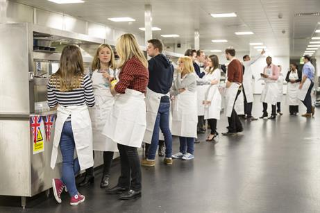 ExCel London's Great Agency Bake Off