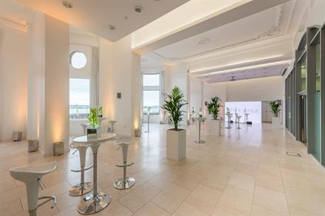 The Venue at the Royal Liver Building, Liverpool