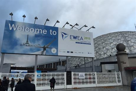 EWEA 2015 annual conference took place in Paris, France