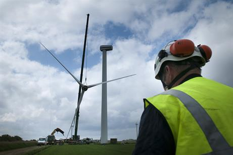Vattenfall dismantled the old 21MW Klim Fjordeholme in the early summer of 2014