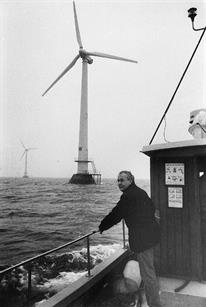 The Vindeby project in Denmark came online in 1991 with 11 Bonus 450kW turbines