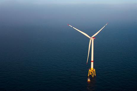 The turbine is set to be used at offshore projects in France and the USA