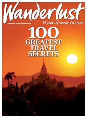 Wanderlust issue 100
