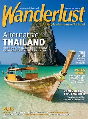 Wanderlust issue 95