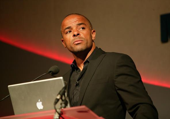 Jonathan Mildenhall, vice president global advertising and creative excellence