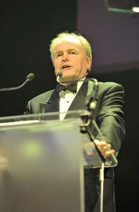 Host Clive Anderson