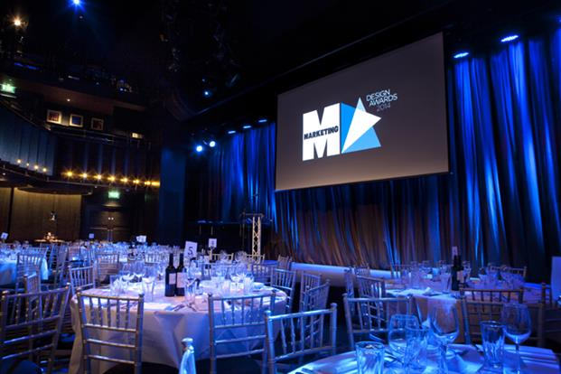 Marketing Design Awards 2014 took place last night
