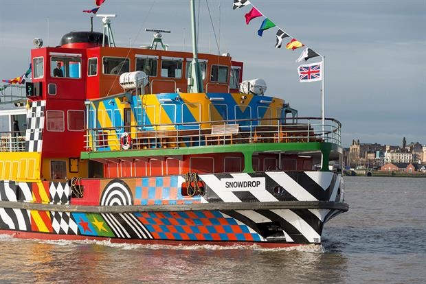 Sir Peter Blake: Still making work at 82, Sir Peter continues to produce wonderful, impactful and culturally reflexive art. No matter the canvas – he recently painted the Mersey Ferry – he adapts, but always stays true to his beautiful, bright, colourful, individual style.