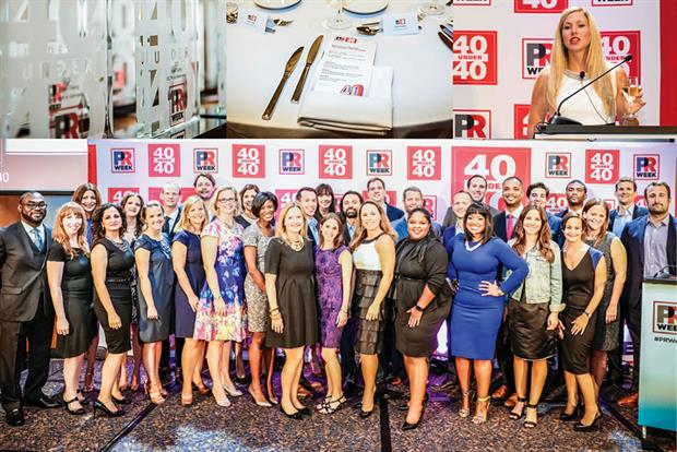 The 40 Under 40 class of 2015