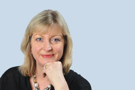 Female leader of top 20 agency: Alison Clarke at Grayling