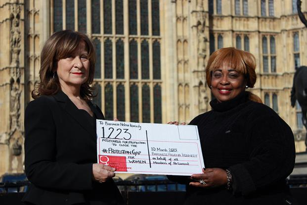 In total, 1,223 signatures were collected through postcards and a digital hub. As a result Sarah Rapson, director general, UK Visas & Immigration, publicly supported the demands. Crucially the Home Office created a new Woman's Asylum Plan, demonstrating that it is committed to addressing Asylum Aid's demands.
