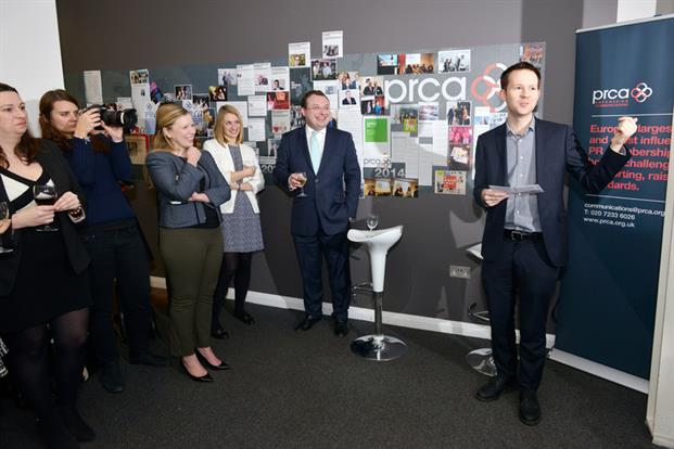 PRWeek's Harrington kicks off the awards