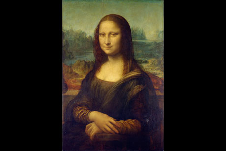 The Mona Lisa. This is arguably the greatest painting ever. I am inspired by it. Apparently, it's one of the few things Leonardo da Vinci finished. If I could own any one painting, the Mona Lisa is an easy choice.