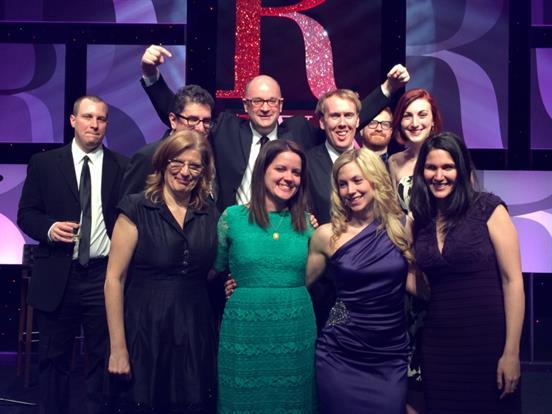 The PRWeek team