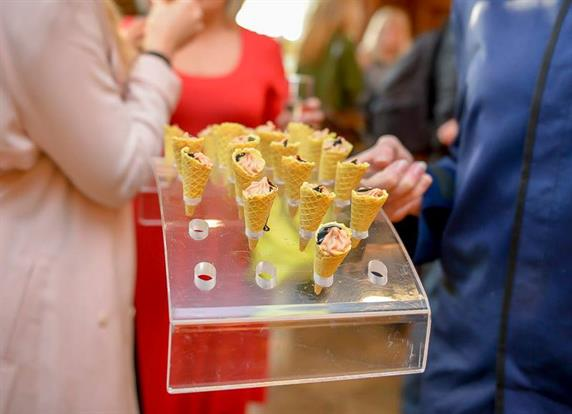 Merlin Events' relaunch of the Riverside Rooms