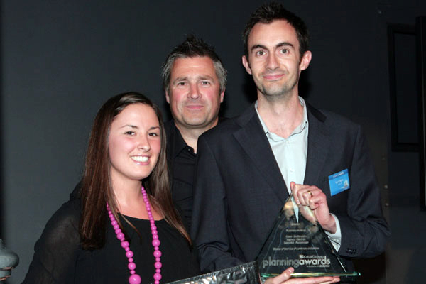Clear Channel Outdoor Planning Awards 2009