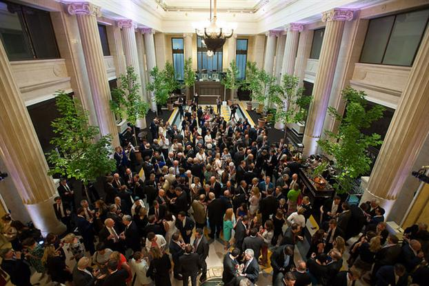 FT Summer Party 2014: Banking Hal