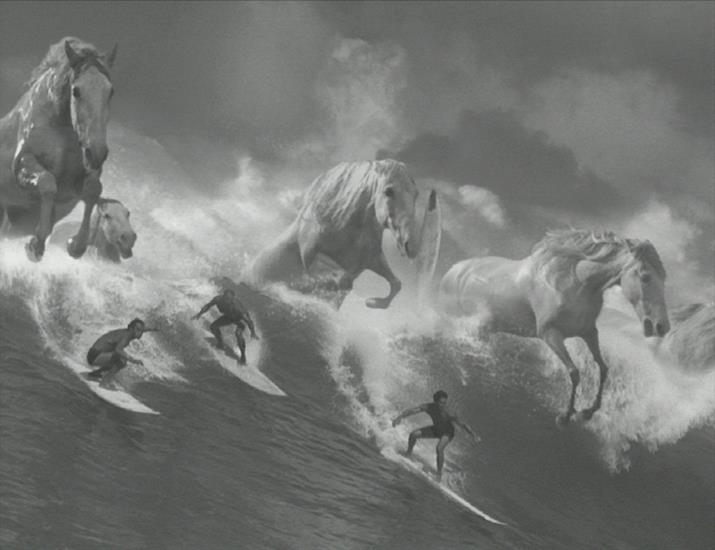 1998's 'surfer' spot for Guinness