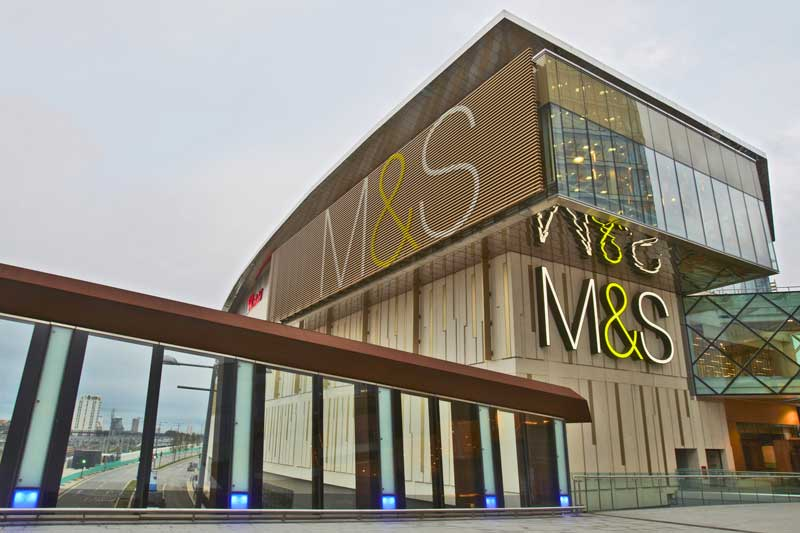 Marks and Spencer: Westfield Stratford