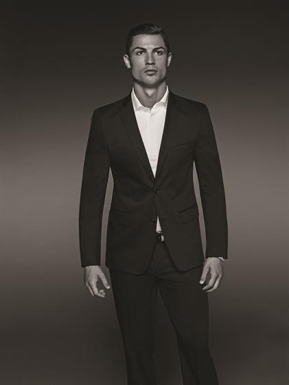 A new website, CR7shirts.com, has gone live today