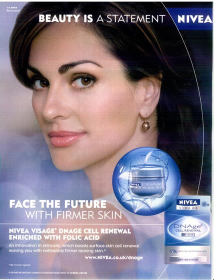 Nivea's Anti-Aging Strategy Works Very Well | Media - AdAge