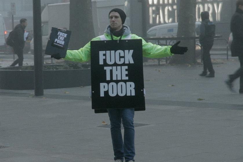 1. The Pilion Trust, 'fuck the poor'