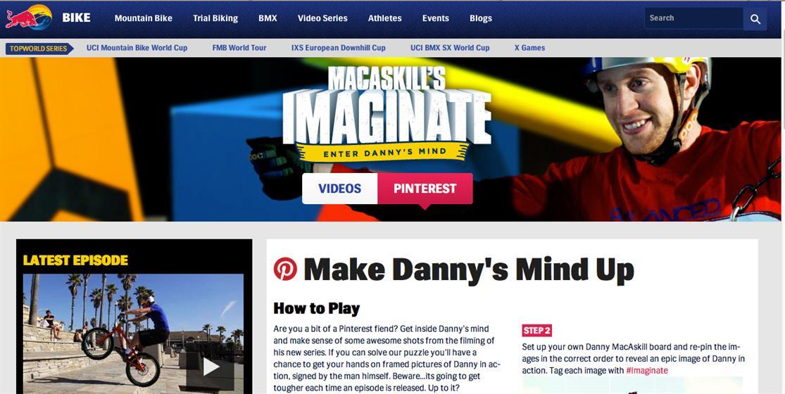 10. Red Bull 'imaginate'