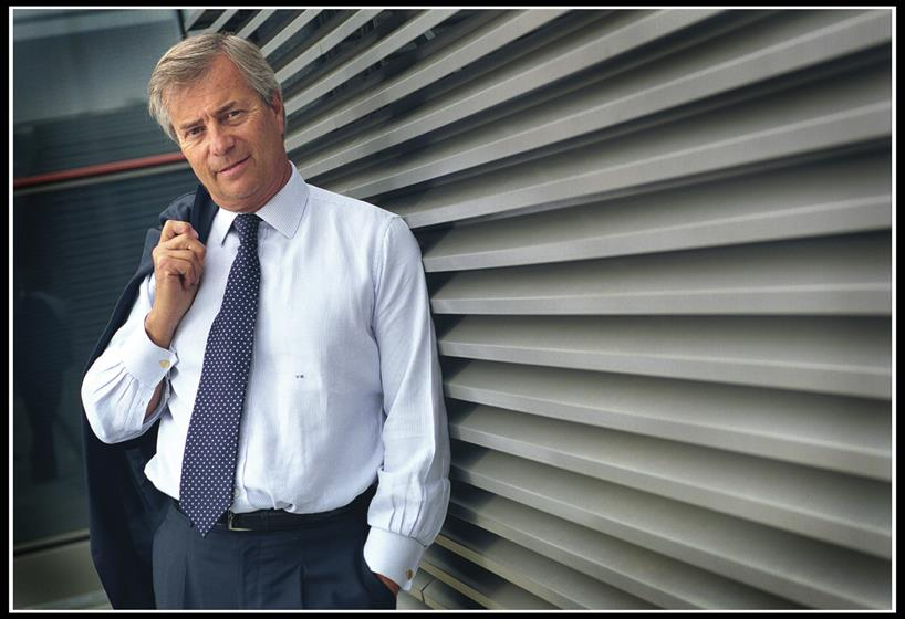 Bolloré increased his stake in Havas