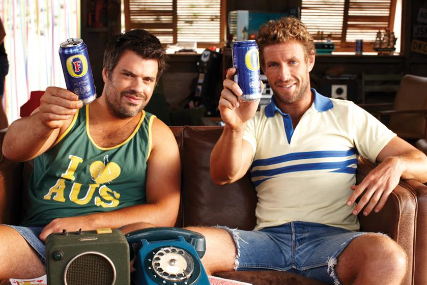 Foster's: the decision to leverage its uniquely Australian 'no worries' personality kick-started a growth surge that helped the brand surpass its long-term rival