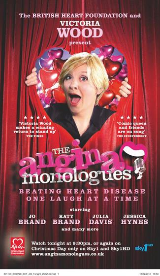 'The Angina Monologues'