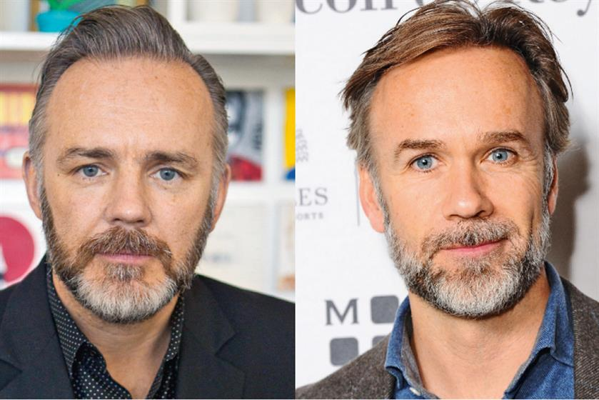 2. Neil Christie and Marcus Wareing. Credit: Getty Images