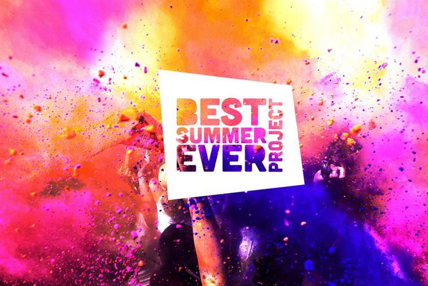 Malibu 'Best Summer Ever Project'
