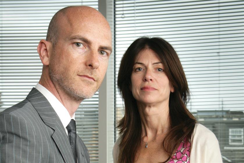 1. Craig Mawdsley and Bridget Angear