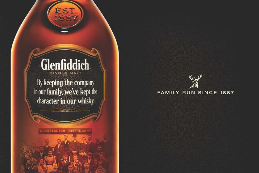 Glenfiddich by Leagas Delaney