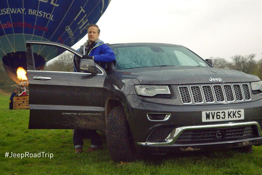 Jeep by Maxus