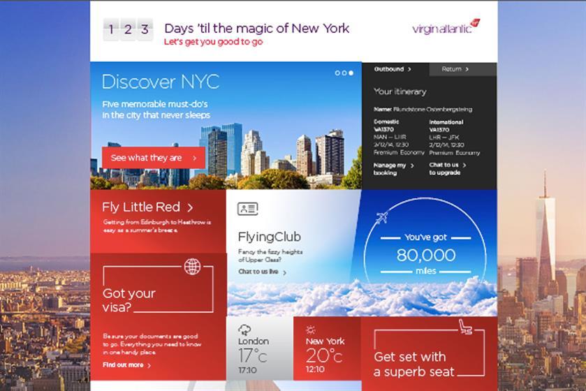 Virgin Atlantic by Naked Communications
