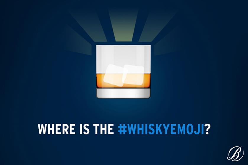 Whiskey Emoji by Work Club
