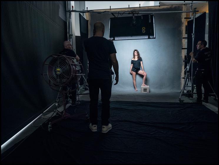 Pirelli 2017 star Penelope Cruz