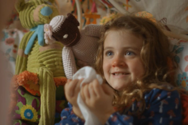 Kimberly Clark Launches Cold And Flu Season Campaign For
