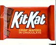 Hershey's, Kitkat chocolate bar (USA only)