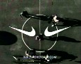 Nike, sportshoe (basketball focus)