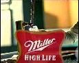 Miller, High Life beer