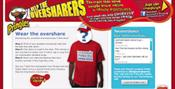 Pringles socia media campaign uses the medium to make fun of the mediums users!