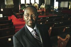 State Senator Clementa Pinckney posthumously awarded Communicator of the Year 2016